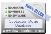 DownloadRoute 100% clean award