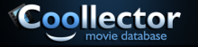 Coollector Movie Database Homepage