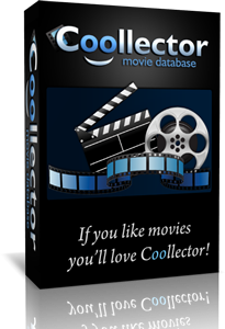 Coollector Movie Database Box Screenshot